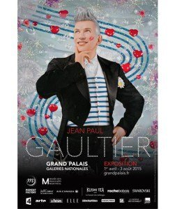 exposition Jean Paul Gauthier