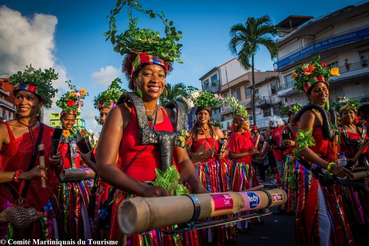 Le Carnaval de Martinique
