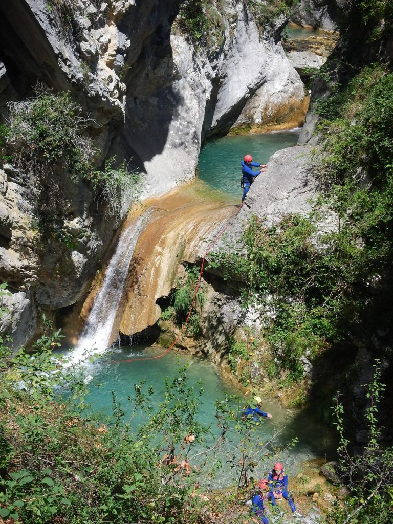 Canyoning Maglia